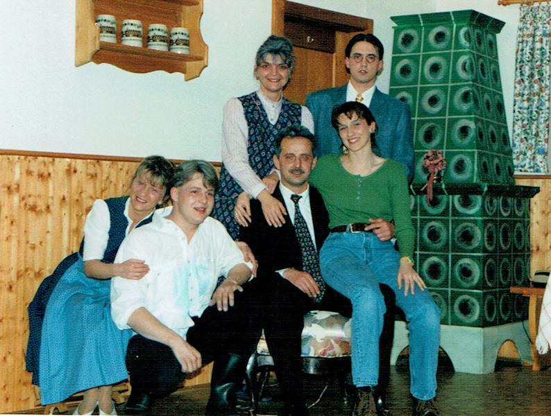 1997 Der Heiße Stuhl Theatergruppe Kürn