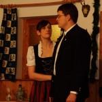 Elisabeth Zitzelsberger, Markus Wolf