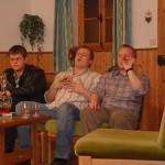 Markus Wolf, Franz Voith, Dieter Reisinger