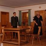 Hans Auburger jun., Eva Gottmeier, Christian Kalesse