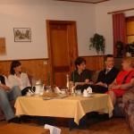 Markus Wolf, Elisabeth Zitzelsberger, Gerda Lang, Hans Auburger jun., Roswitha Horvat