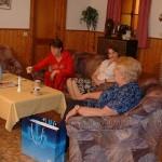 Gerda Lang, Steffi Nichtl, Roswitha Horvat