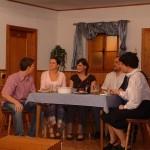 Daniel Liebl, Sandra Karl, Elisabeth Zitzelsberger, Franz Voith, Christian Kalesse, Manuela Kalesse